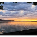 Abends am Bodensee 01