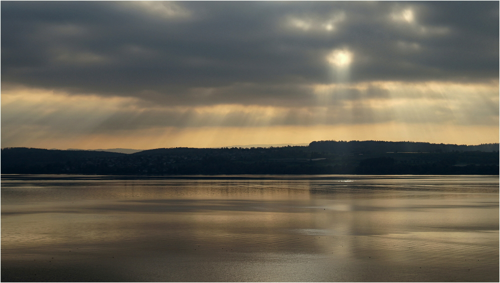 Abends am Bodensee (2)