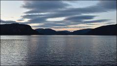 Abends am Byglandfjord