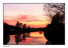 *Abends am Fluss*