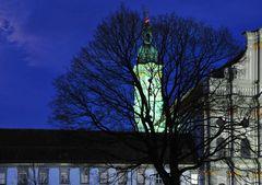 Abends am Kloster Fürstenfeld