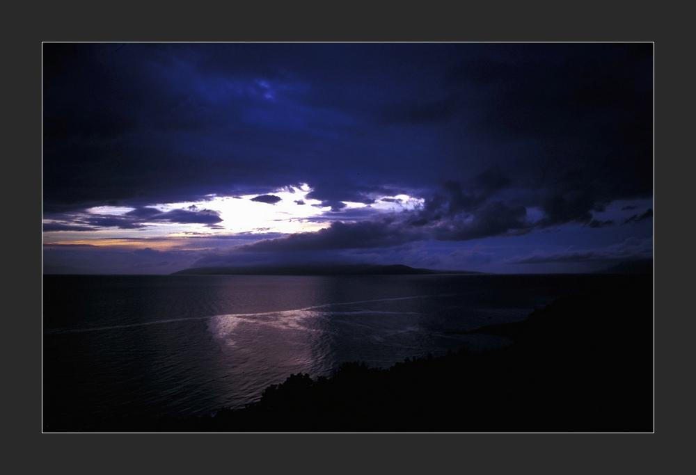Abends am Meer (Reloadet)