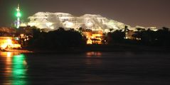 Abends am Nil