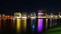 Abends am Phoenix-See ...