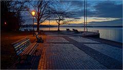 Abends am Tegeler See