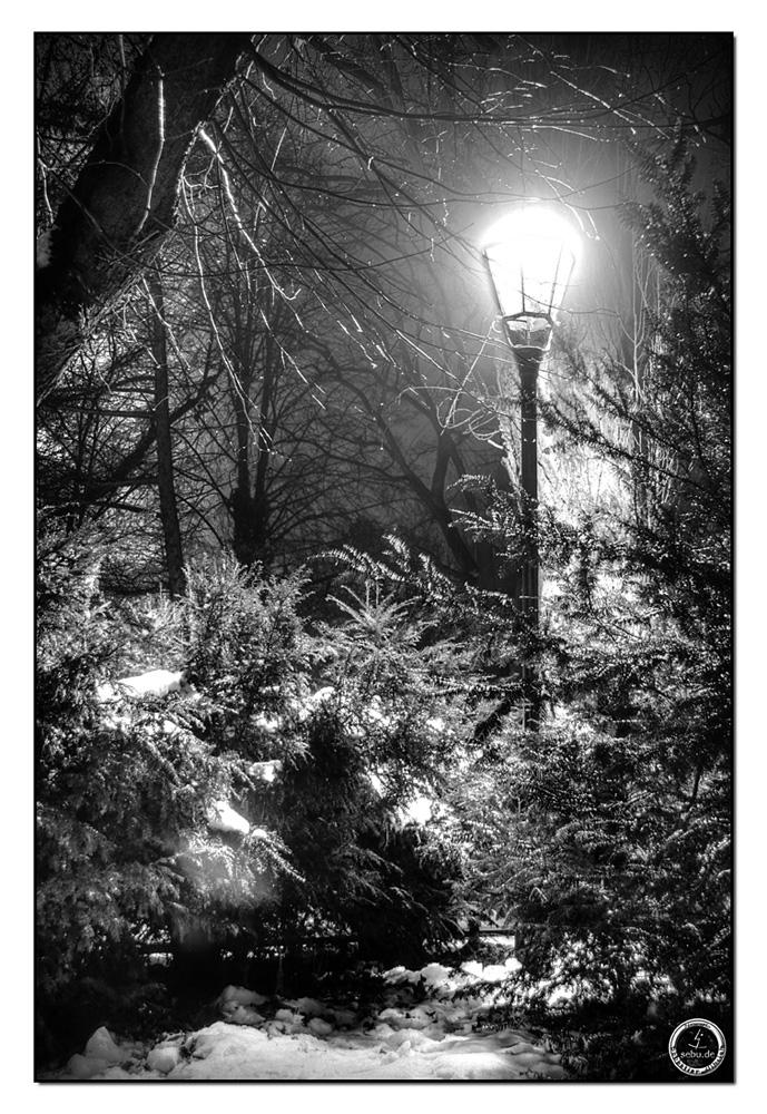 Abends an der Greenwichpromenade 2