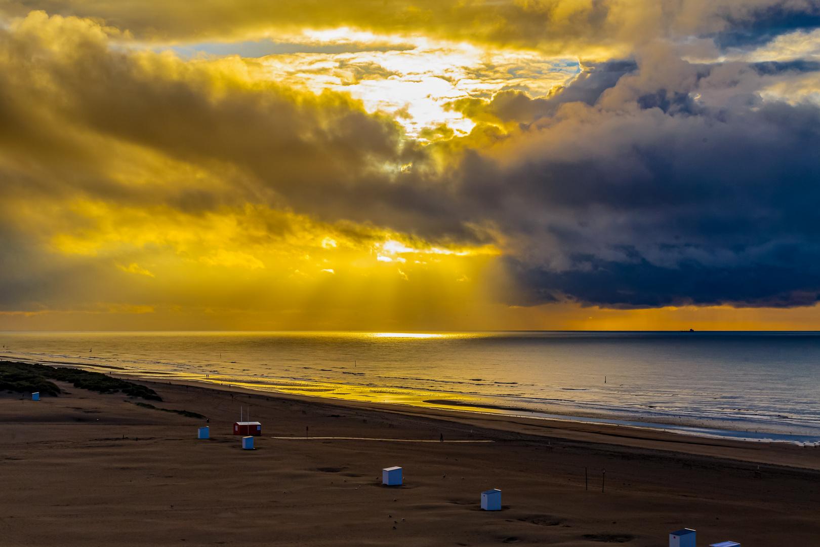 Abends an der Nordsee #3