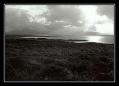 Abends auf der Isle of Skye