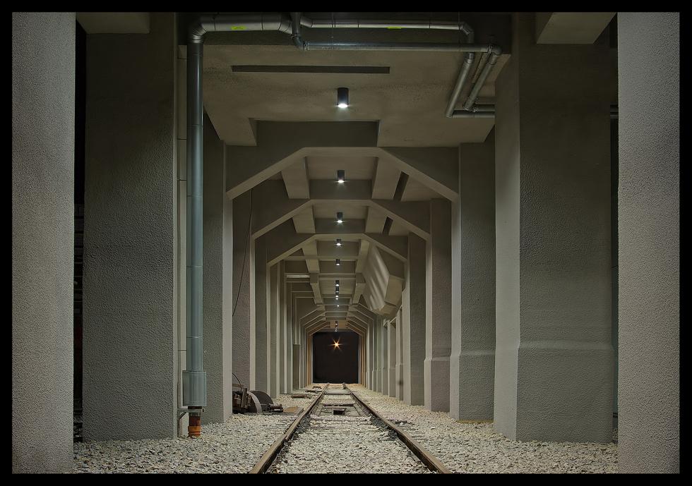 abends auf Zollverein (3.)