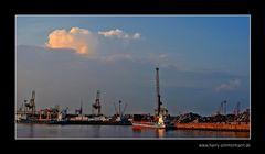 Abends im Hafen