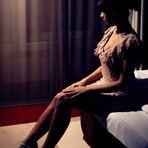 abends, im Hotel... (I)