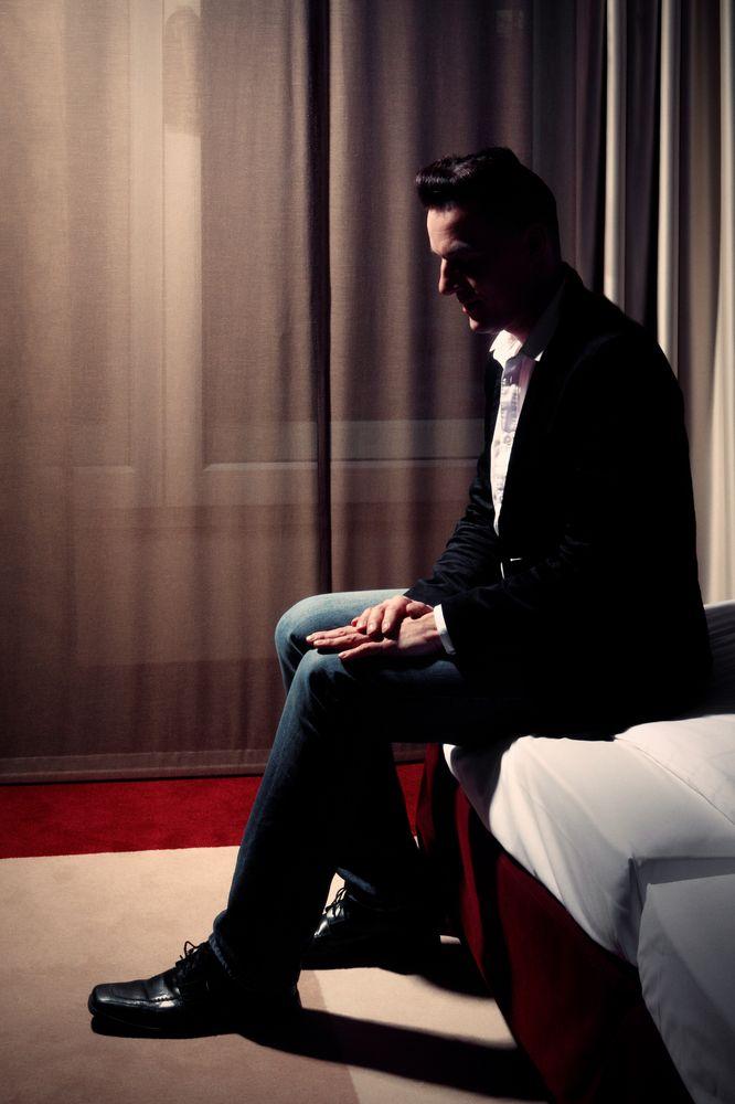 abends, im Hotel... (II)