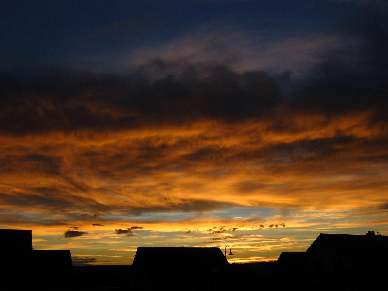 Abends im Oktober 2010