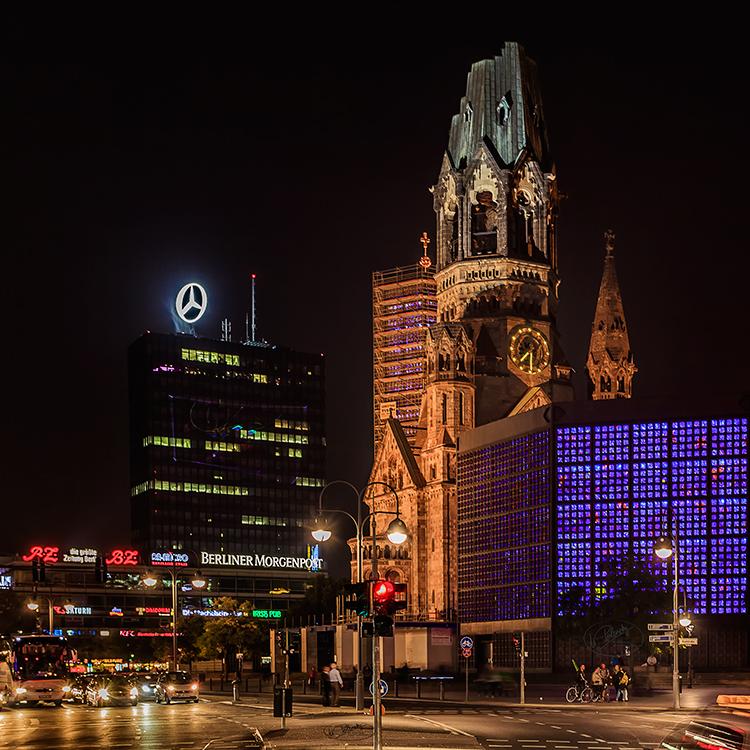 Abends in Berlin (2)