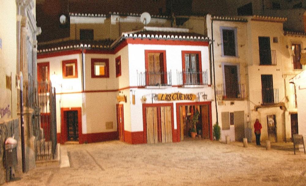 Abends in Granada...