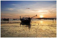 abends in Krabi