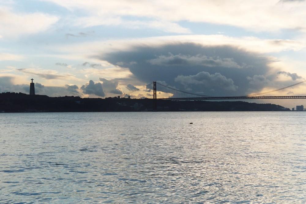 Abends in Lissabon 2