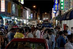 Abends in Little India