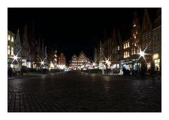 Abends in Lüneburg