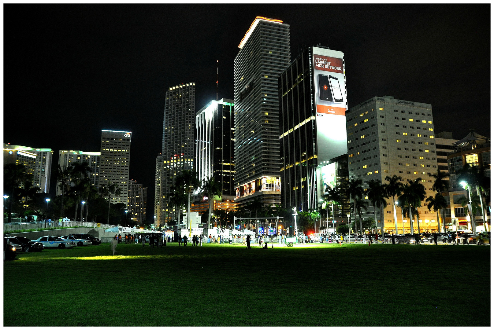 Abends in Miami