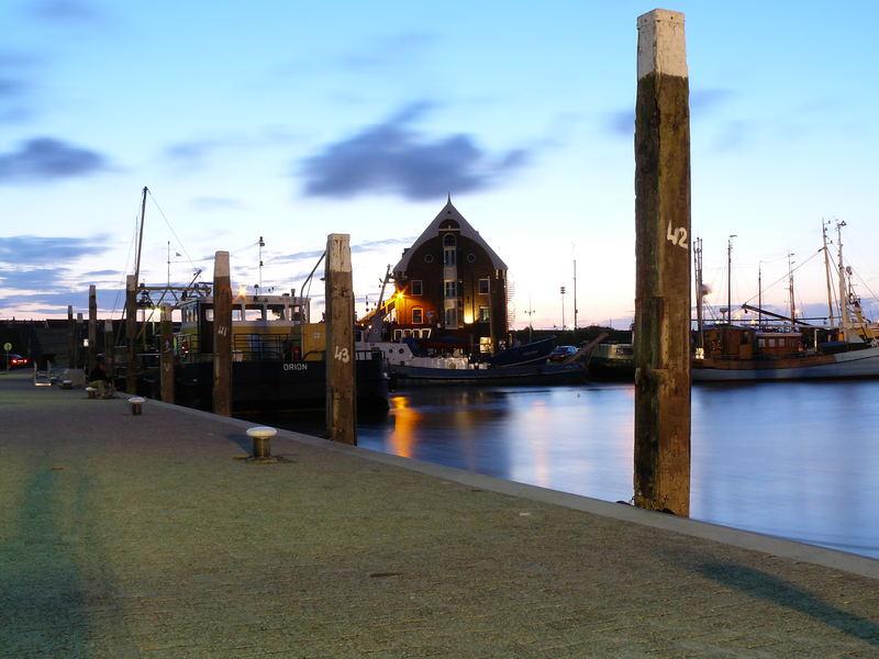 Abends in Oudeschild / Texel