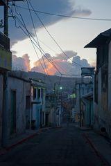 Abends in Quetzaltenango