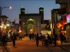 Abends in Shiraz