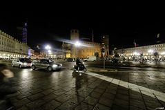 Abends in Turin