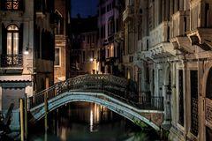abends in Venedig