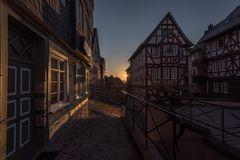 abends in Wetzlar