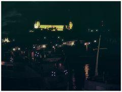 Abends in Würzburg