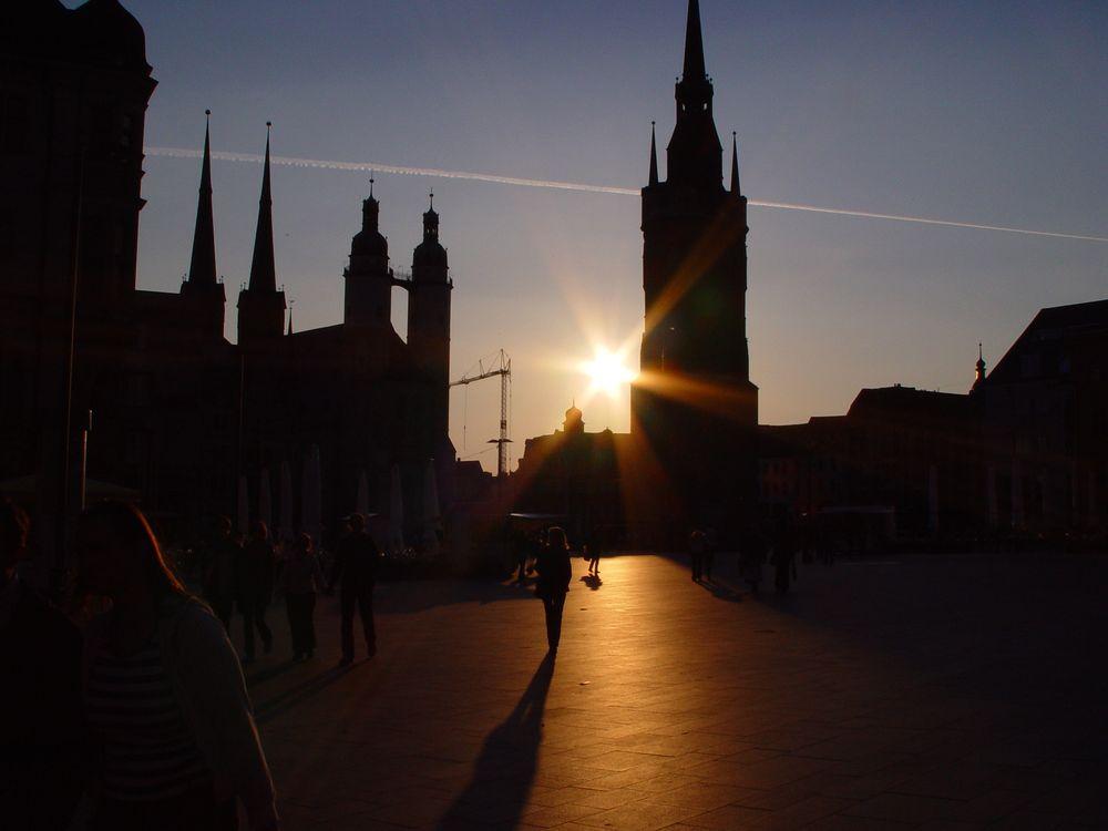 Abendsonne