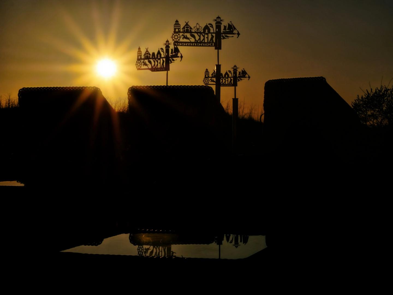 Abendsonne III...