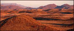 Abendsonne im Khomas Hochland