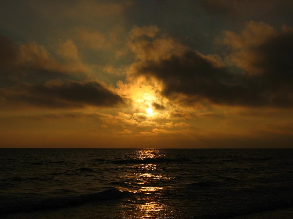 Abendsonne in Bansin