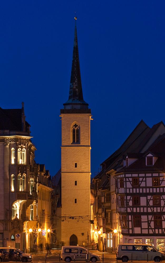 Abendspaziergang in Erfurt #3