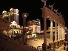 Abendspaziergang in Las Vegas