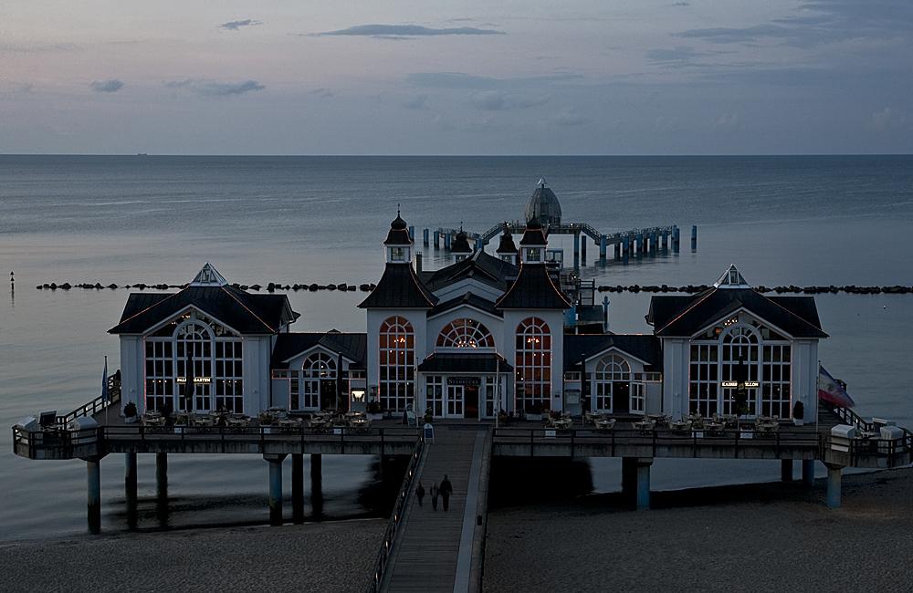 :: ~ Abendstille an der Ostsee ~ ::