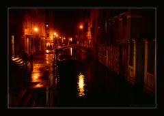 Abendstimmung am Canal