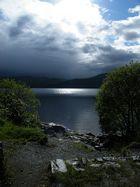 Abendstimmung am Loch Lomond