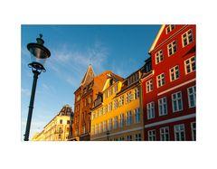 Abendstimmung am Nyhavn
