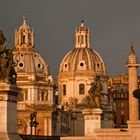 Abendstimmung an der Piazza Venezia