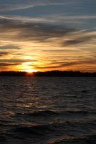 Abendstimmung Cospudener See