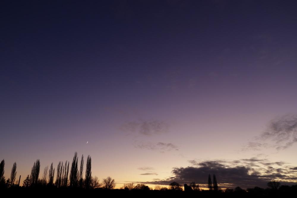 Abendstimmung des 17. Dezembers - Bild 6