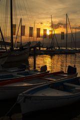 Abendstimmung Gardasee