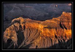 Abendstimmung Grand Canyon