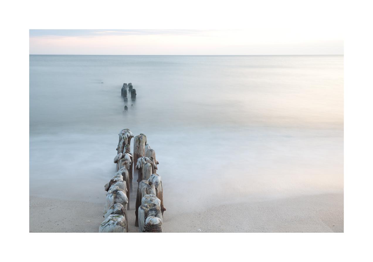 Abendstimmung im Wattenmeer