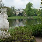 Abendstimmung im Wörlitzer Park mit Venus