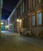 Abendstimmung in Altstadtgasse