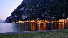 Abendstimmung in Riva